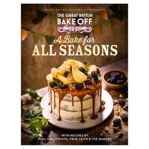 Great British Bake Off Baking For All Seasons