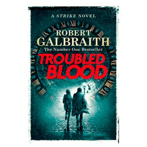 Troubled Blood Robert Galbraith