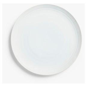 John Lewis Textured Dinner Plate