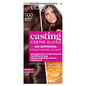 L'Oréal Casting Crème Gloss 500 Medium Brown