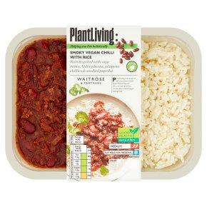 Plantlife: Smoky Vegan Chilli with Rice