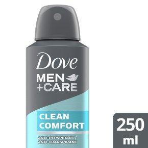 Dove Men Clean Comfort Deodorant