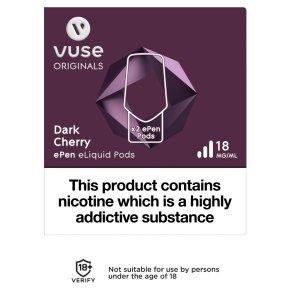 Vuse ePen Pods Dark Cherry
