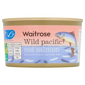 Essential Wild Red Salmon