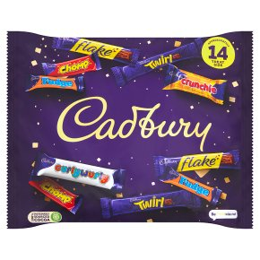 Cadbury Treatsize Bag