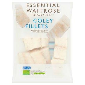 Essential Coley Fillets MSC