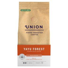 Union Coffee Yayu Forest Ethiopia Wholebean