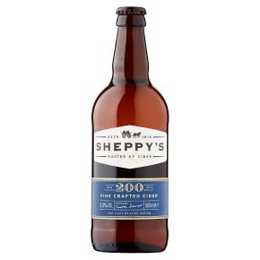 Sheppy's 200 Special Edition Cider