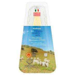 Waitrose Pecorino Romano PDO Strength 5