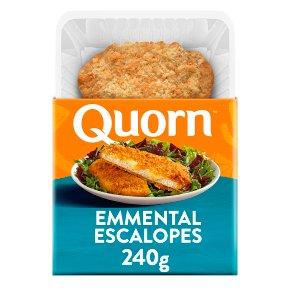 Quorn Emmental Escalopes