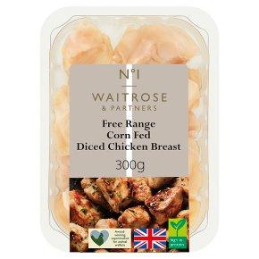 No.1 Corn Fed Chicken Breast Chunks