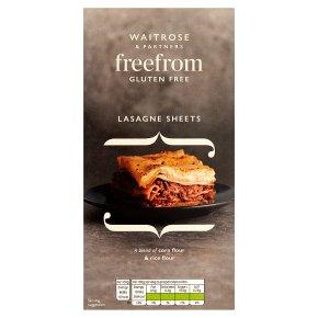 Waitrose LoveLife Lasagne Sheets