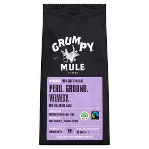 Grumpy Mule Peru Organic Ground Coffee