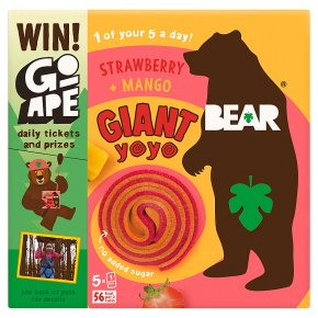 BEAR Giant Yoyo Strawberry & Mango