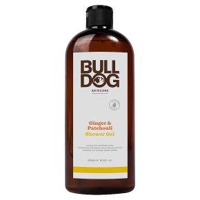 Bull Dog Ginger & Patchouli Shower Gel