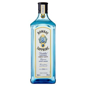 Bombay Sapphire Vapour Infused London Dry Gin