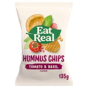 Eat Real Hummus Chips
