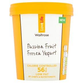 LoveLife Passion Fruit Frozen Yogurt