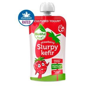 Biotiful Dairy Kefir Slurpy Drink Strawberry