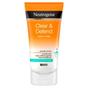 Neutrogn Clear & Defend Wash Mask