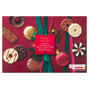 Waitrose Christmas Ultimate Chocolate Biscuit Selection