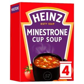 Heinz Minestrone Cup Soup