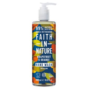 Faith in Nature Grapefruit Hand Wash