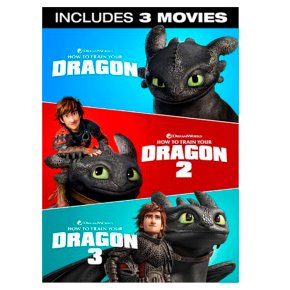 UCA How to Train your Dragon Boxset