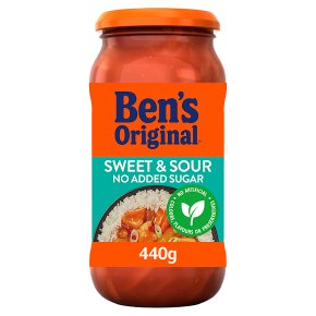 Uncle Ben's Sweet & Sour NAS
