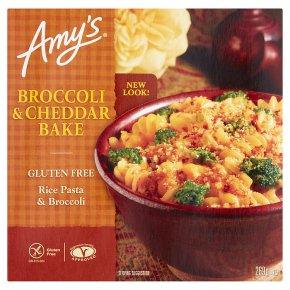 Amy's Kitchen Broccoli & Cheddar Bake