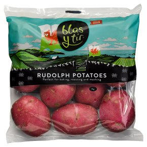 Blas y Tir Rudolph Potatoes