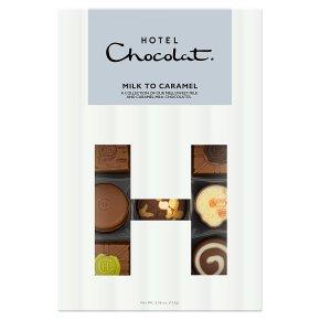 Hotel Chocolat Milk to Caramel Hbox