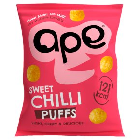 Ape Thai Chilli Coconut & Rice Puffs