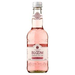 Bloom London Dry Gin & Rose Lemonade