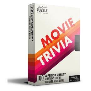Professor Puzzle Mini Movie Trivia