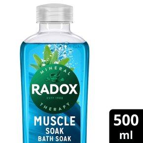 Radox Muscle Soak