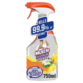 Mr Muscle Citrus Platinum Kitchen