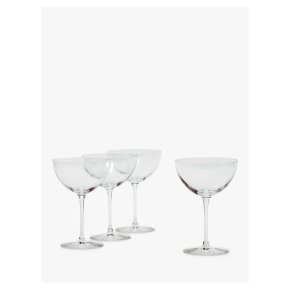 John Lewis Anyday Dine Coupe Glasses
