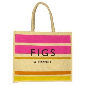 Waitrose Fig & Honey Reusable Bag