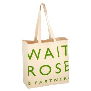 Waitrose Cotton Bag