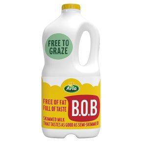 Arla B.O.B Skimmed Milk