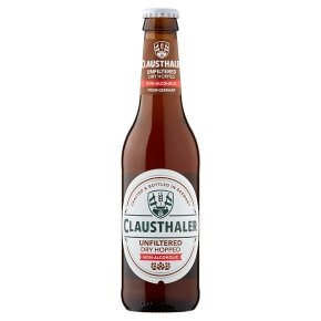 Clausthaler Unfiltered Dry Hopped Lager