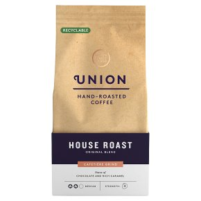 Union Coffee House Roast Cafetière Grind