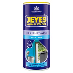 Jeyes Fresh Bin Powder Cool Linen