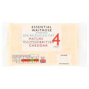 Essential 30% Reduced Fat Mature Cheddar Strength 4
