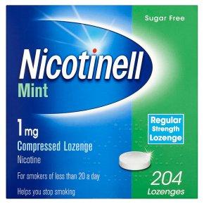 Nicotinell Mint Lozenge 1mg
