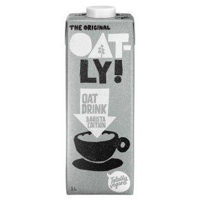 Oatly! Oat Drink Barista Edition