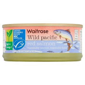 Essential Wild Pacific Red Salmon