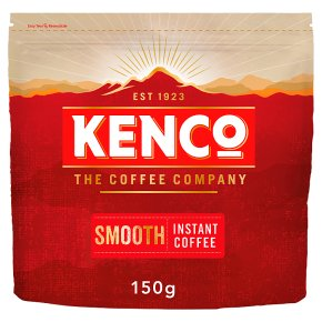 Kenco Smooth Instant Coffee Refill