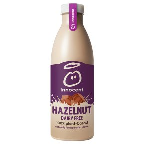 Innocent Dairy Free Hazelnut Unsweetened Drink